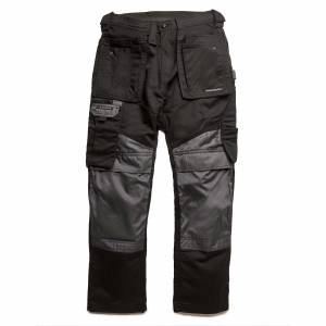 AX39-granite-technical-trousers-work-knee-pad-axinite-premium-work-wear-front