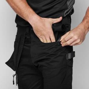 AX39-granite-technical-trousers-work-knee-pad-axinite-premium-work-wear-pocket-detail